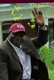 The All-American Hokie: Bruce Smith.