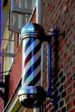 Floyd's Barber Shop.
