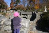 November 3, 2006Emma in Park