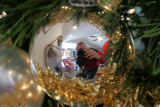 My Reflection in a Christmas Ball