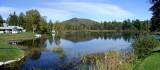 Near Saranac Lake