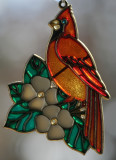 March 7, 2007Cardinal Suncatcher