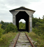 Fisher Railroad Bridge