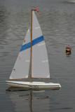 Cat's Paw RC Sailboat