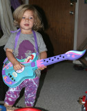Emma Playing GuitarAugust 14, 2007
