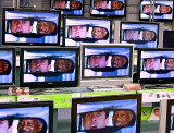 Smile! You are on TVs