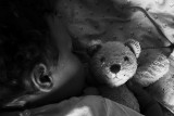 She & Campanellino the Teddy Bear