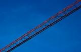 Building across the sky