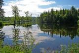 USA_Maine lac