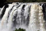 Blue Nile Falls, still impressive even with most water now diverted to a hydroelectric plant