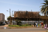 New construction in Bahir Dar