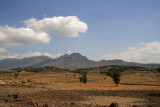 This is the tallest mountain in the area, and home to Asheton Maryam Monestary.