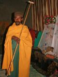 A priest inside Asheton Maryam
