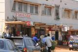 Street scene in Entebbe