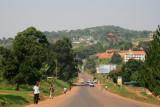 Scenery near Entebbe