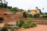 Ground of the Kigali Memorial Center