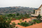 The City of Kigali from the Memorial Center