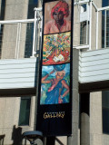 Art Gallery Sign in Johannesburg