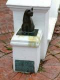 Lucky cat statute in Stellenbosch