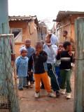 Children in Kayamandi