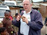 Our guide Selwyn in Kayamandi