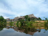 Village near the Lodge