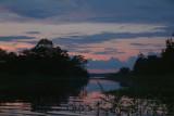 Another gorgeous Amazon sunset