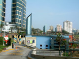 Buildings in Miraflores