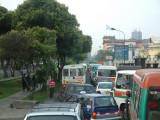 Lima's legendary traffic