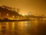 Miraflores by night