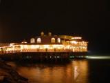 La Rosa Nautica by night