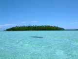 Picture taken from the water between Mounu and Ovalu Islands