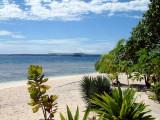 Beach on Mounu Island