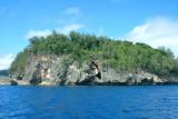 Limestone island in the Vava'u Group