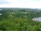 Vava'u Lahi from Mt. Talau