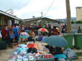 Busy Saturday market