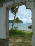 An unfinshed resort on Vava'u