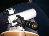 250 Opticon  Shmidt Cassegrain F15 and Lichtenknecker M100B Mount