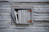 Barn Window, Sperryville, VA