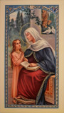 ST. ANNE - OUR BLESSED GRANDMOTHER, AND . . .