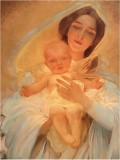 MOST PRECIOUS MARY . . . . I LOVE YOU