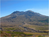 THE MOUNT ST. HELENS AFTERMATH . .