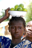 Young Girl Selling Limes