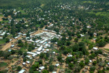 Sam Ouandja  from the Air