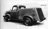 Dodge WC43-T215 2T 4x4 closed cab telephone body