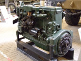 1888 M25 engine Hall-Scott 440