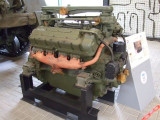 1924 Ford GAA engine (Sherman M4A3)