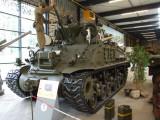 1927 Sherman M32B3 tank recovery