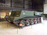 2003 Crusader II gun tractor Mk1