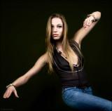 Maxime from Modelution Make-up: Berbe Reugebrink